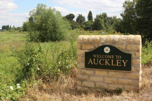 Auckley Village Sign