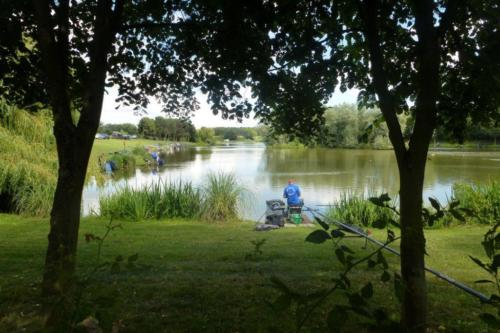 Hayfield Fishing Lakes Auckley
